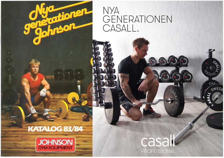 Nya generationen Casall